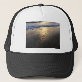 Disappearing Footprints Trucker Hat