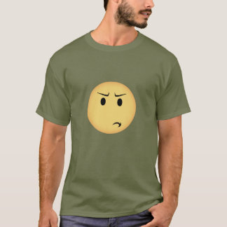 Disappointed Moji T-Shirt