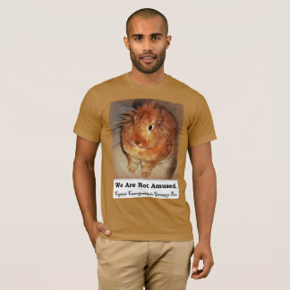 Disapproving Bunny Rabbit Not Amused T Shirt