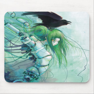 Disassembled Tears Mousepad