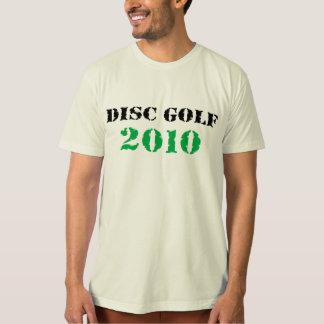Disc Golf 2010 T-Shirt