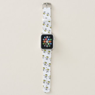 Disc Golf all over Apple watch band