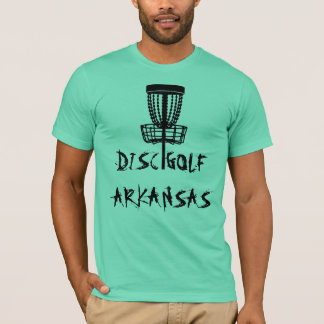 DISC GOLF ARKANSAS T-Shirt