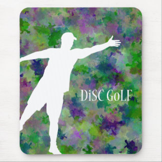 Disc Golf Mouse Pad