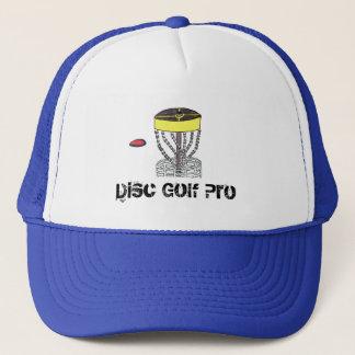 Disc Golf Pro trucker hat ball cap