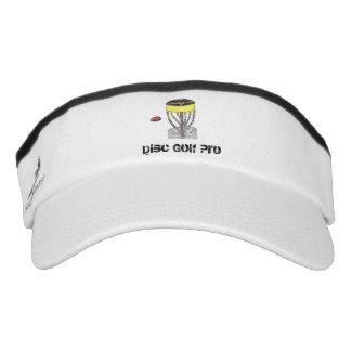 Disc Golf Pro visor