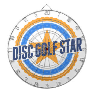 Disc Golf Star Dart Board
