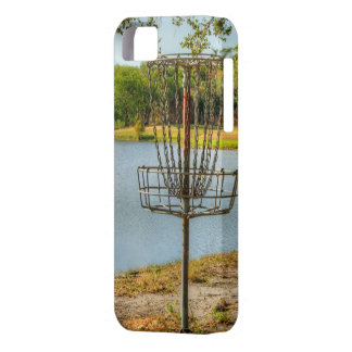 Disc Golfer's View iPhone 5 Cover