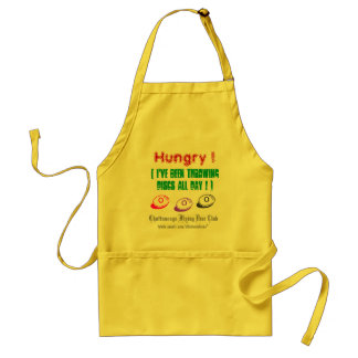 Disc Sports Make You Hungry Apron