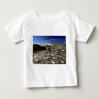 Discarded Junk Baby T-Shirt