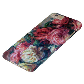 Discarded Roses Flower Painting Renoir Fine Art Barely There iPhone 6 Plus Case