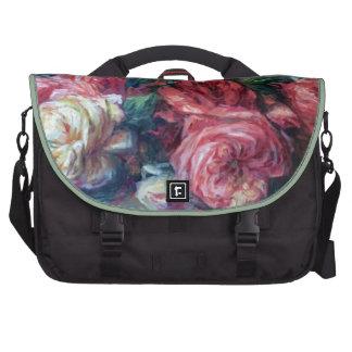 Discarded Roses Flower Painting Renoir Fine Art Bags For Laptop