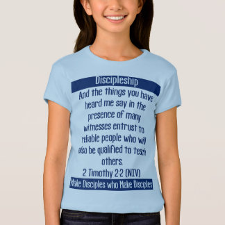 Discipleship 2 Timothy 2:2 Make Disciples T-Shirt