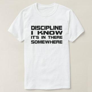 Discipline Somewhere light design shirt