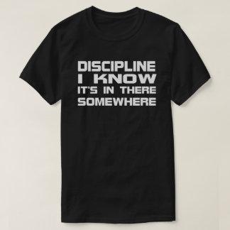 Discipline Somwhere Dark Tees