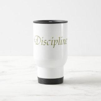 Discipline Travel Mug