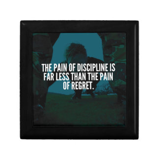 Discipline - Workout Inspirational Gift Box