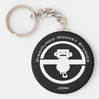 Disciplined Monkey Studios Key Chain