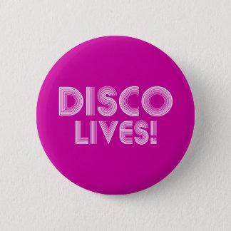 disco 2 inch round button