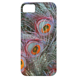 Disco 70s Peacock Eyes Case For The iPhone 5