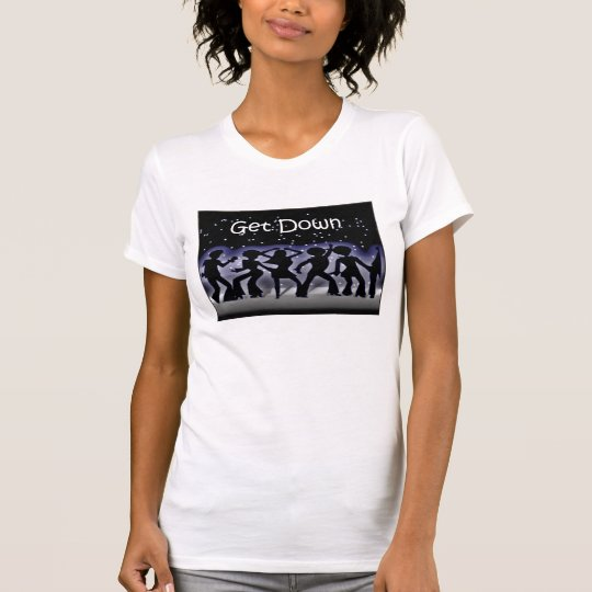 Disco and Boogie Dancing T-Shirt