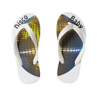 Disco Baby Flip Flops, Kids Kid's Flip Flops