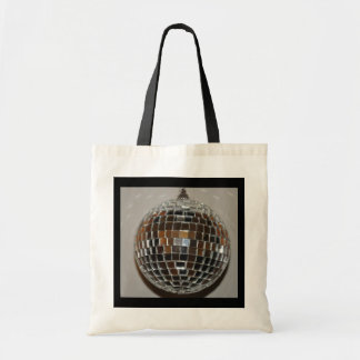 Disco Ball - Budget Tote