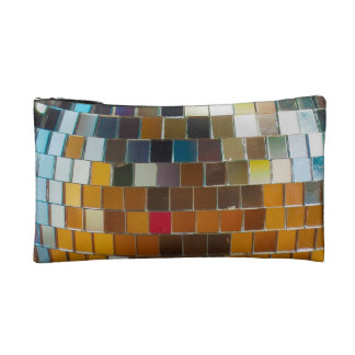 Disco Ball Cosmetic Bag