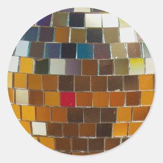 Disco Ball - Glossy Sticker