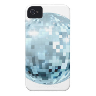 Disco Ball Illustration iPhone 4 Cases
