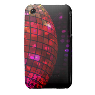Disco Ball iPhone 3 Case