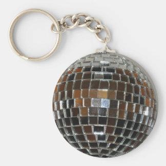 Disco Ball - Keychain