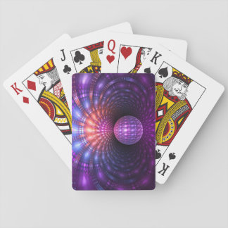 Disco Ball Playing Cards
