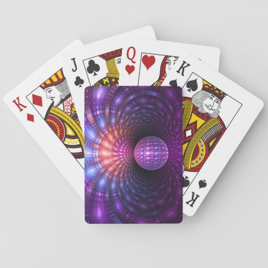 Disco Ball Poker Deck