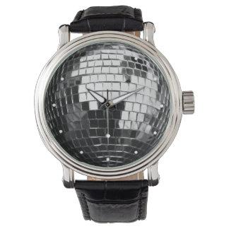 Disco Ball Retro Party Watch