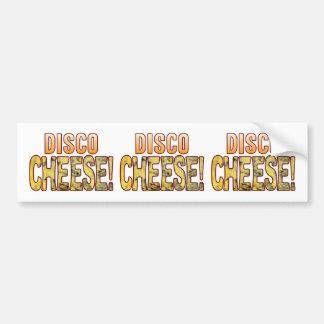 Disco Blue Cheese Bumper Sticker