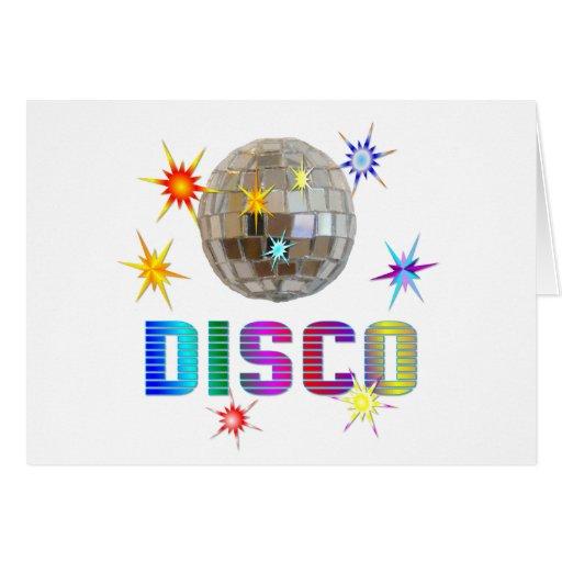 Disco Cards
