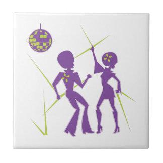 Disco Dance Tile