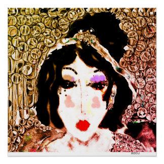 Disco- Diva II_Fine-Art(c) Perfect Poster
