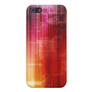 Disco Electronic Music Techno Party Background Art iPhone 5/5S Case