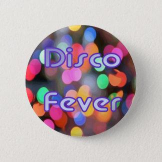 Disco Fever 1 2 Inch Round Button
