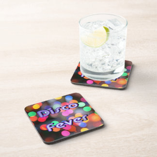 Disco Fever 1 Beverage Coaster