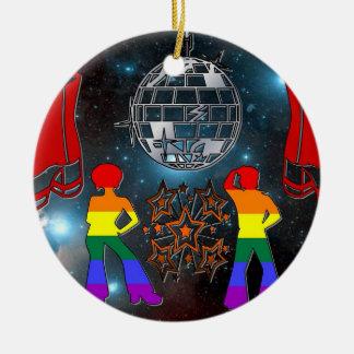 Disco Fever Ornament