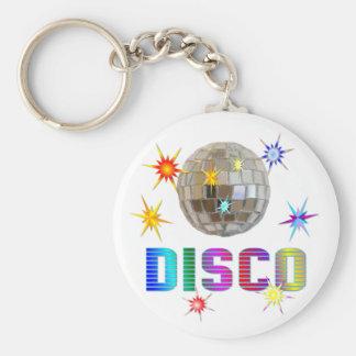 Disco Keychain