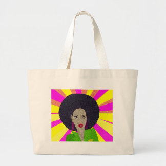 Disco Large Tote Bag
