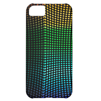 Disco Light Night Club Looks Colours Rainbow Case For iPhone 5C