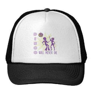 Disco Never Die Trucker Hat