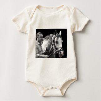 Disco Partner- NY Bred Baby Bodysuit
