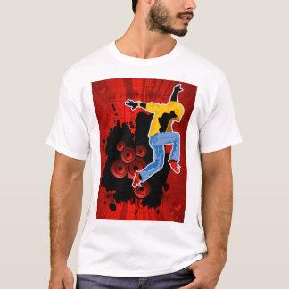 Disco Person Mens T-Shirt