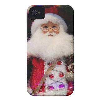 Disco Santa iPhone 4 Case-Mate Cases